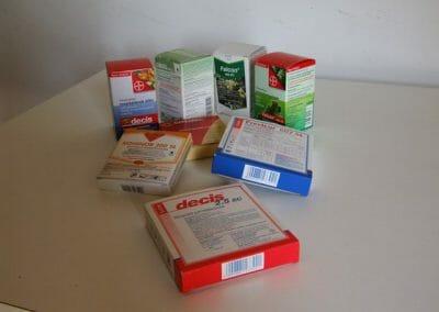 Dobozgyártás Vegyszeres doboz dobozgyártás