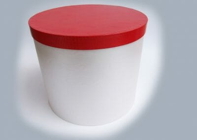 Dobozgyártás Henger doboz - virágdoboz dobozgyártás